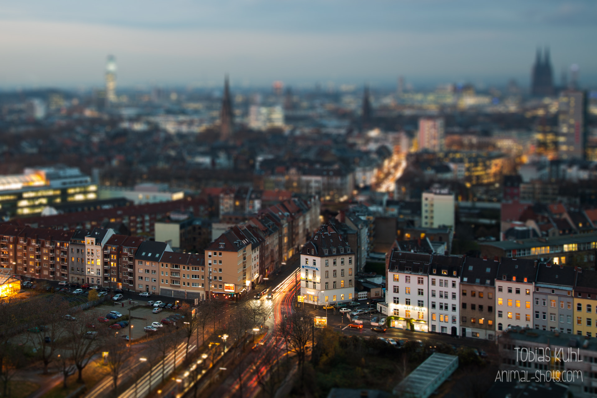Photograph Toy Cologne by Tobias Kuhl on 500px