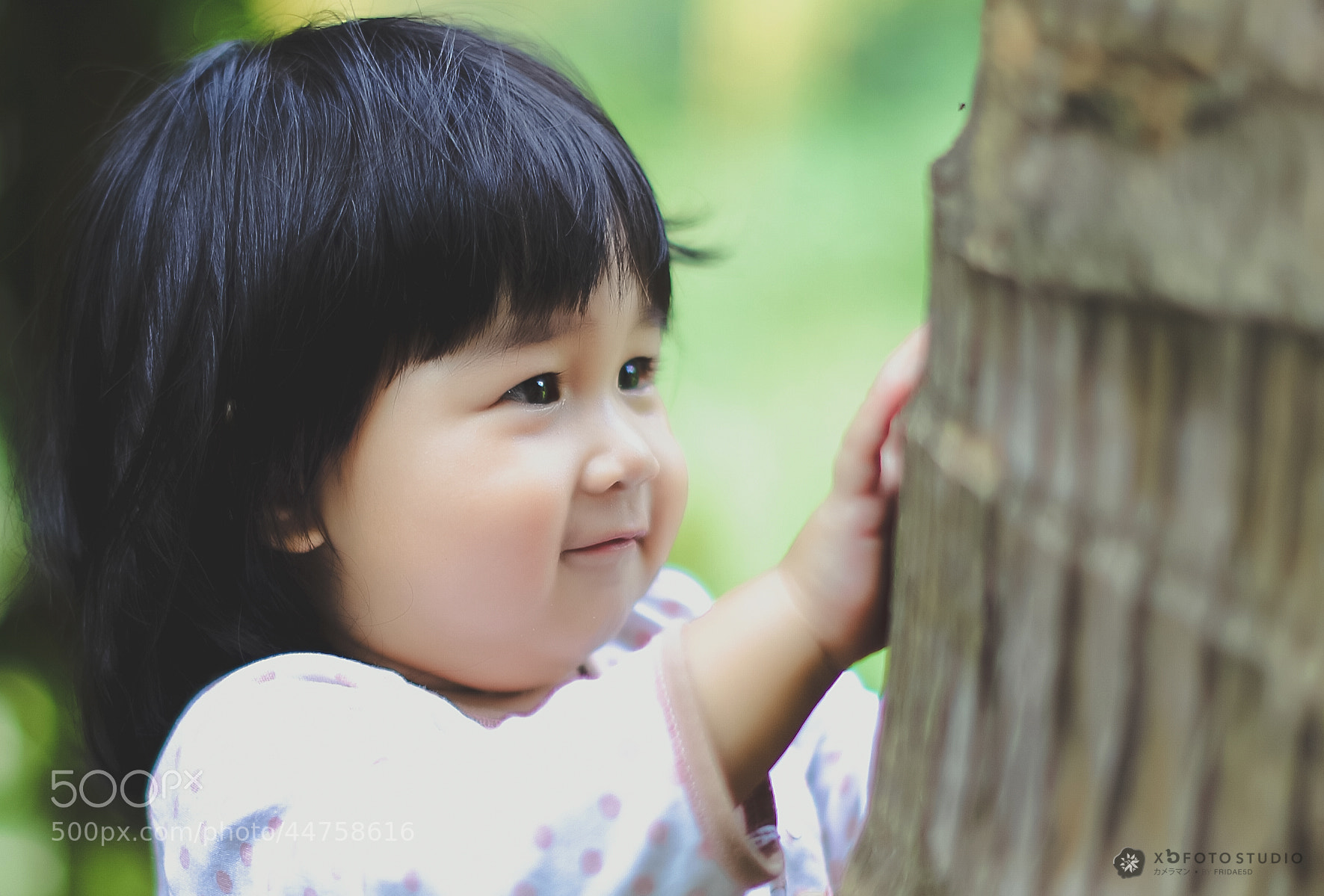 Photograph BABY by artist x๖fotostudio on 500px
