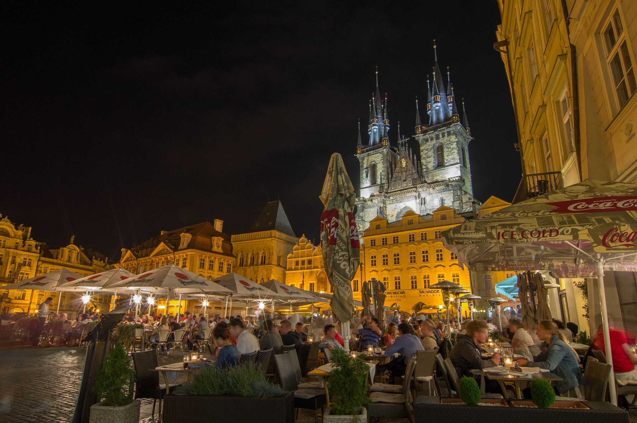 Photograph Praha at nigth by Endika Montejo on 500px