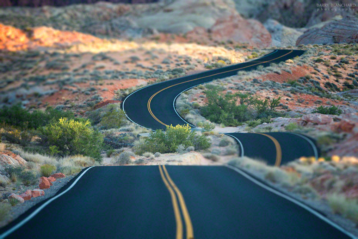 Photograph Some Roads Are Better by Barry Blanchard on 500px