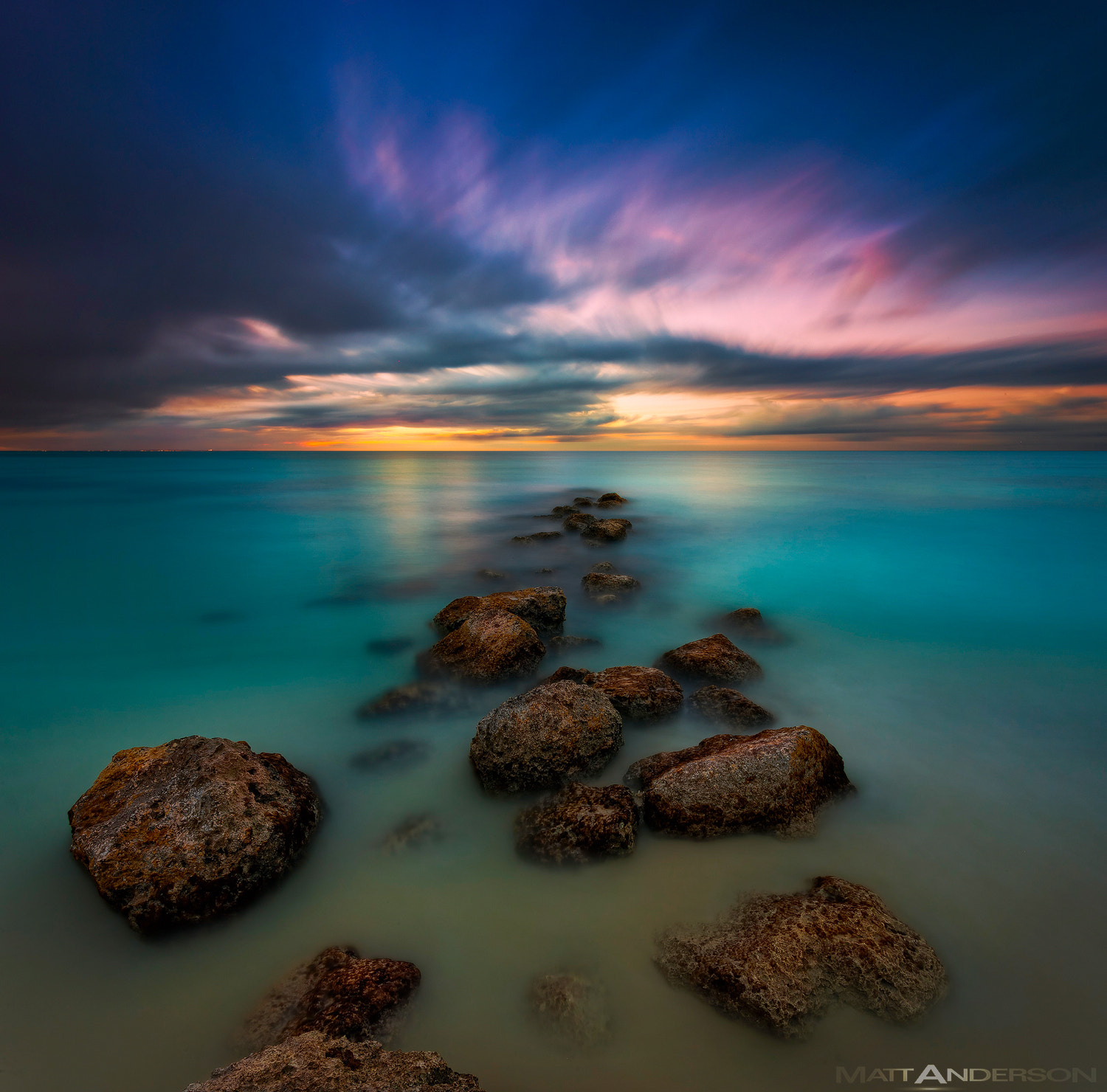 Photograph L'Heure Bleue - The Blue Hour by Matt Anderson on 500px