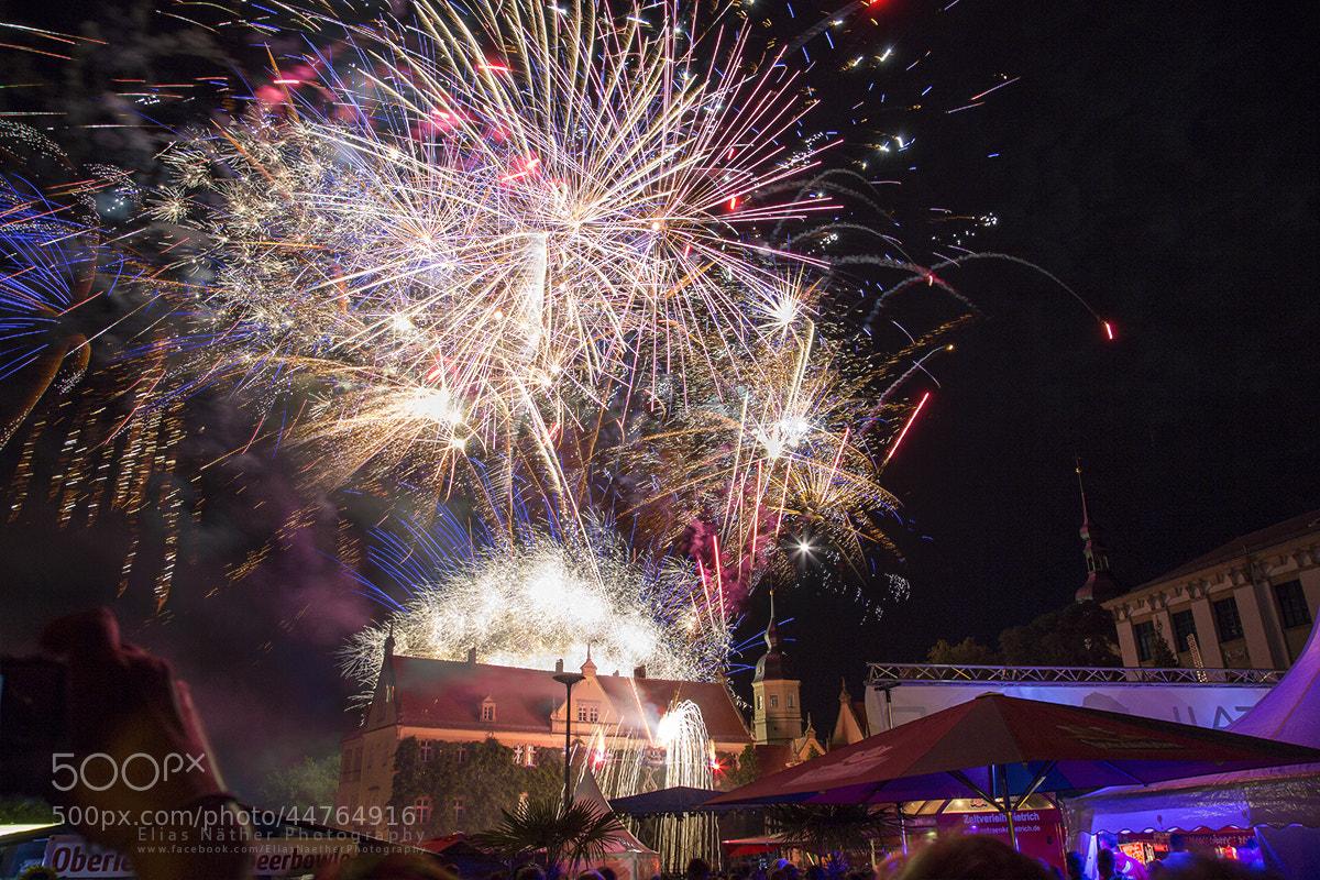 Photograph Firework by Elias Näther on 500px