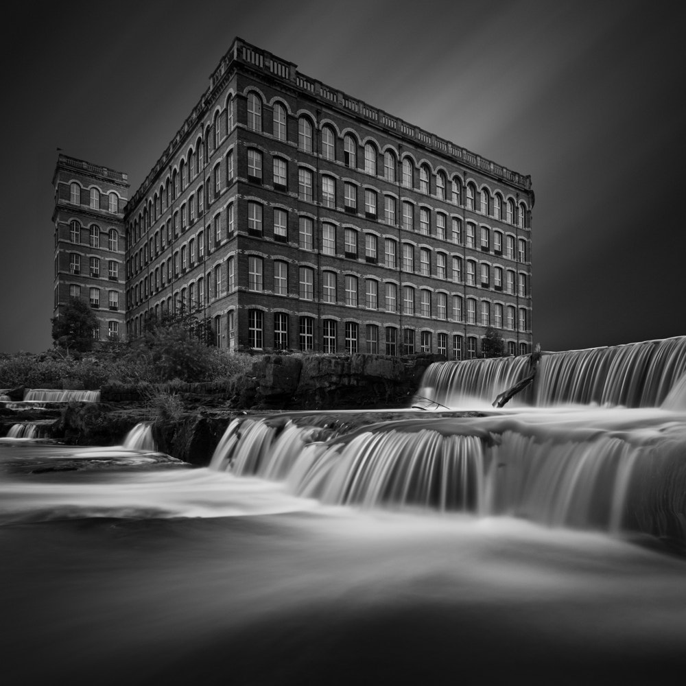 Photograph Paisley Mill House by Billy Currie on 500px