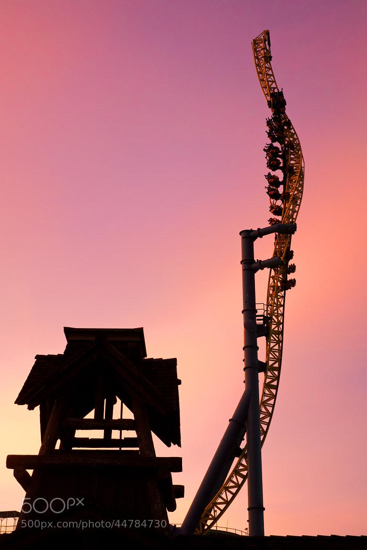 Photograph Sky High by Jonathan Robson on 500px