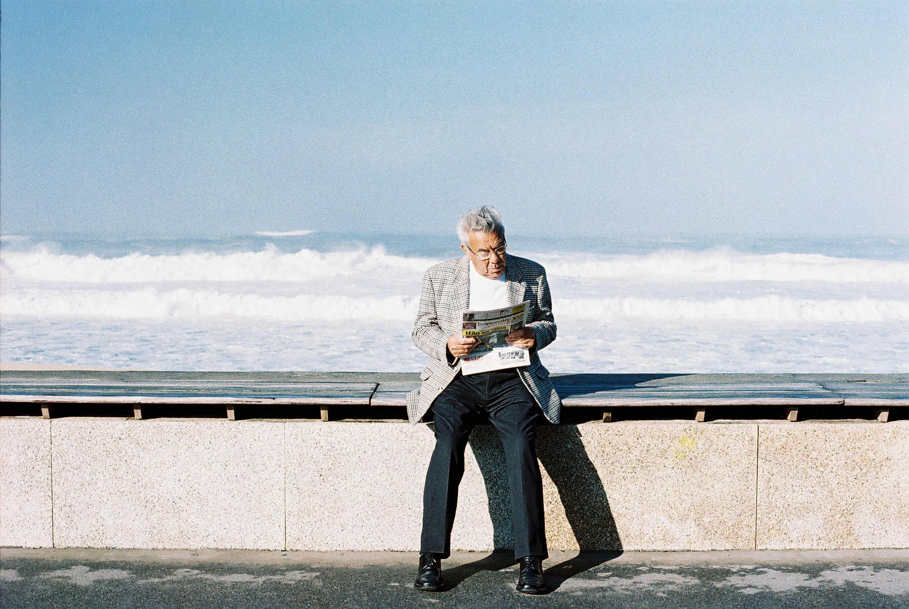 Photograph The Old Man and the Sea by Miguel Pires da Rosa on 500px