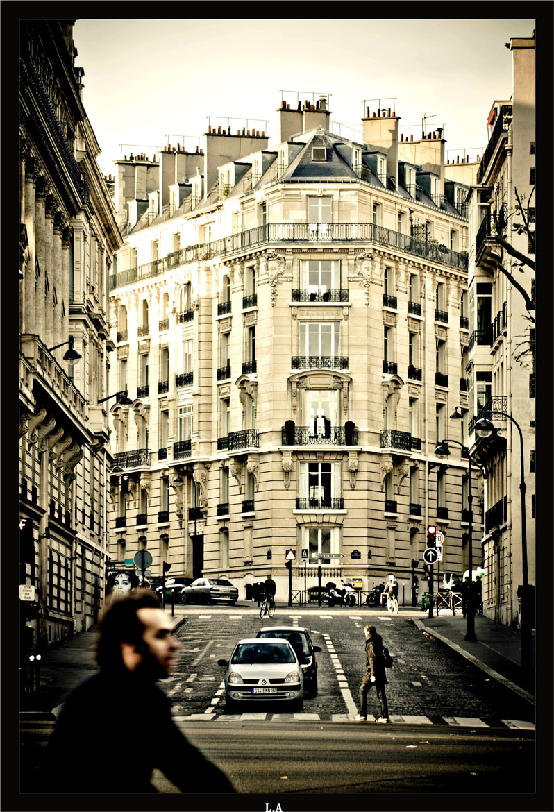 Photograph Windows in Paris by Loïc Auffray on 500px