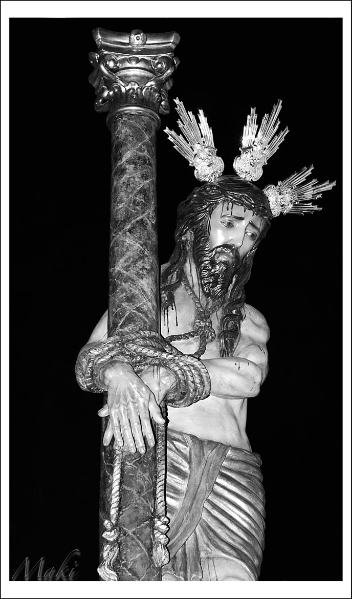 Photograph Jesus by Lucas Jimenez on 500px