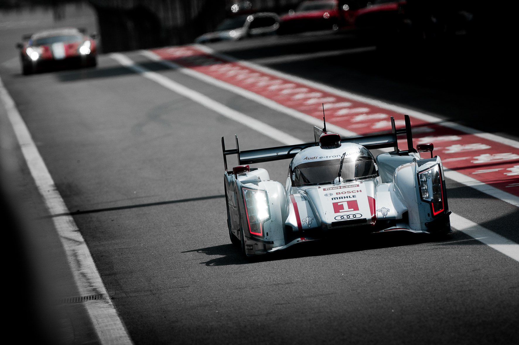 Photograph Audi - Pole position by Fabio Davini on 500px