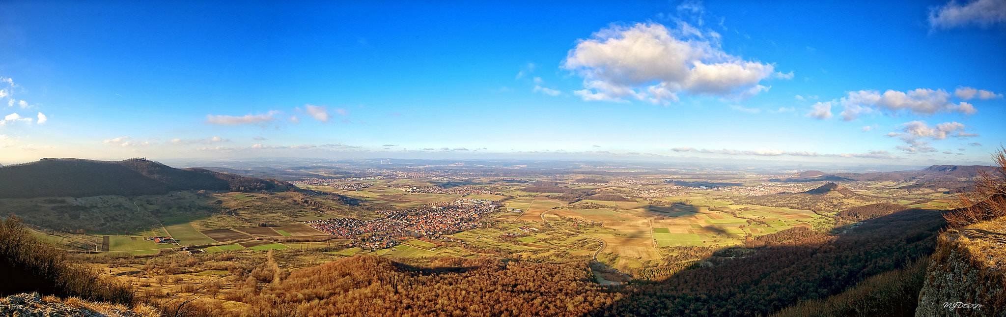 Photograph Panorama Breitenstein by MJ Design on 500px
