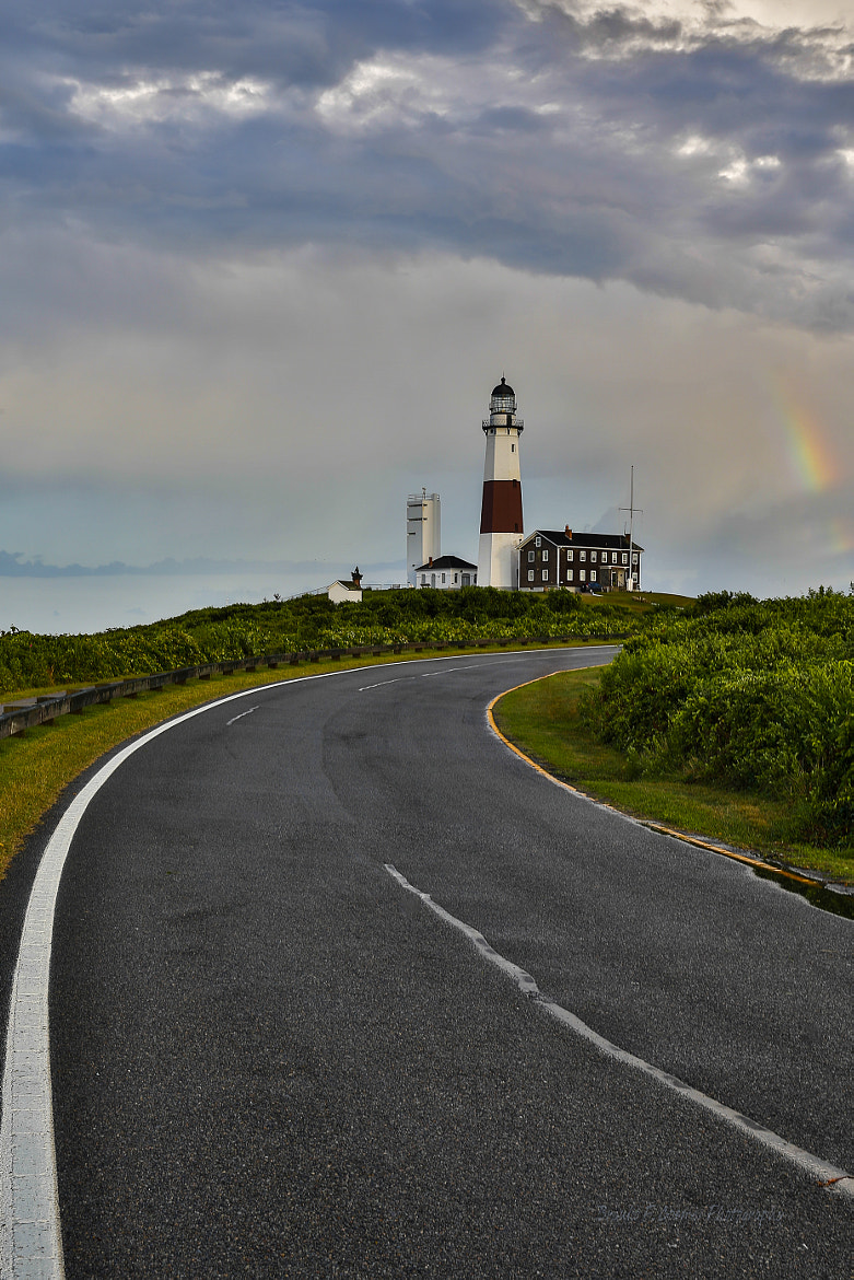 Photograph The lighthouse at the end of the road... by Braulio Cosme on 500px