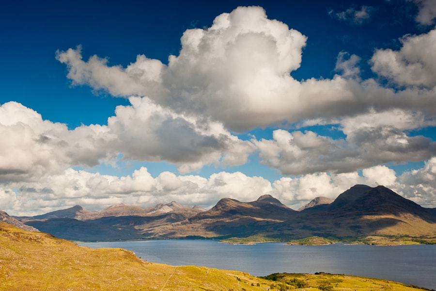 Photograph Loch Torridon and Torridon Mountains by Maciej Markiewicz on 500px