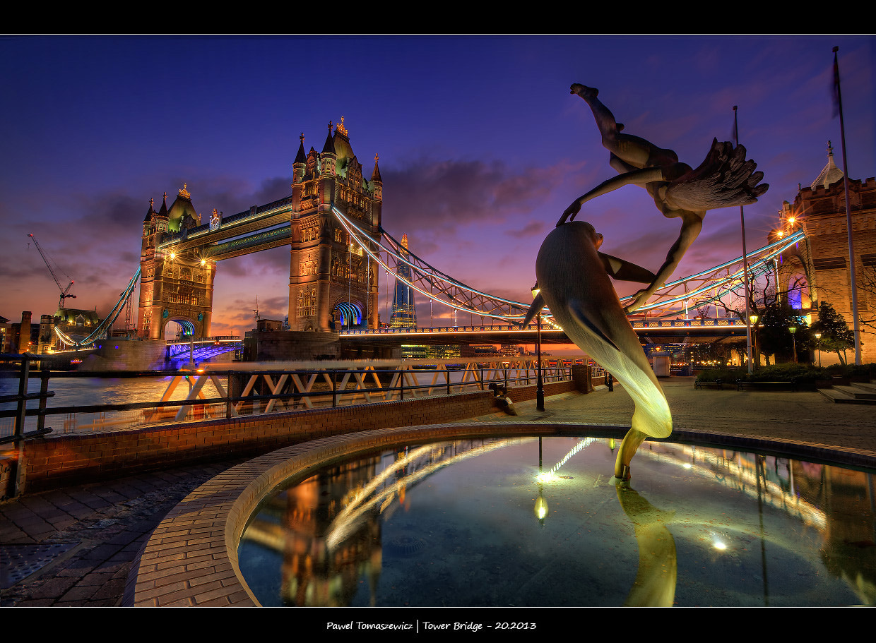 Photograph Tower Bridge ... by Pawel Tomaszewicz on 500px