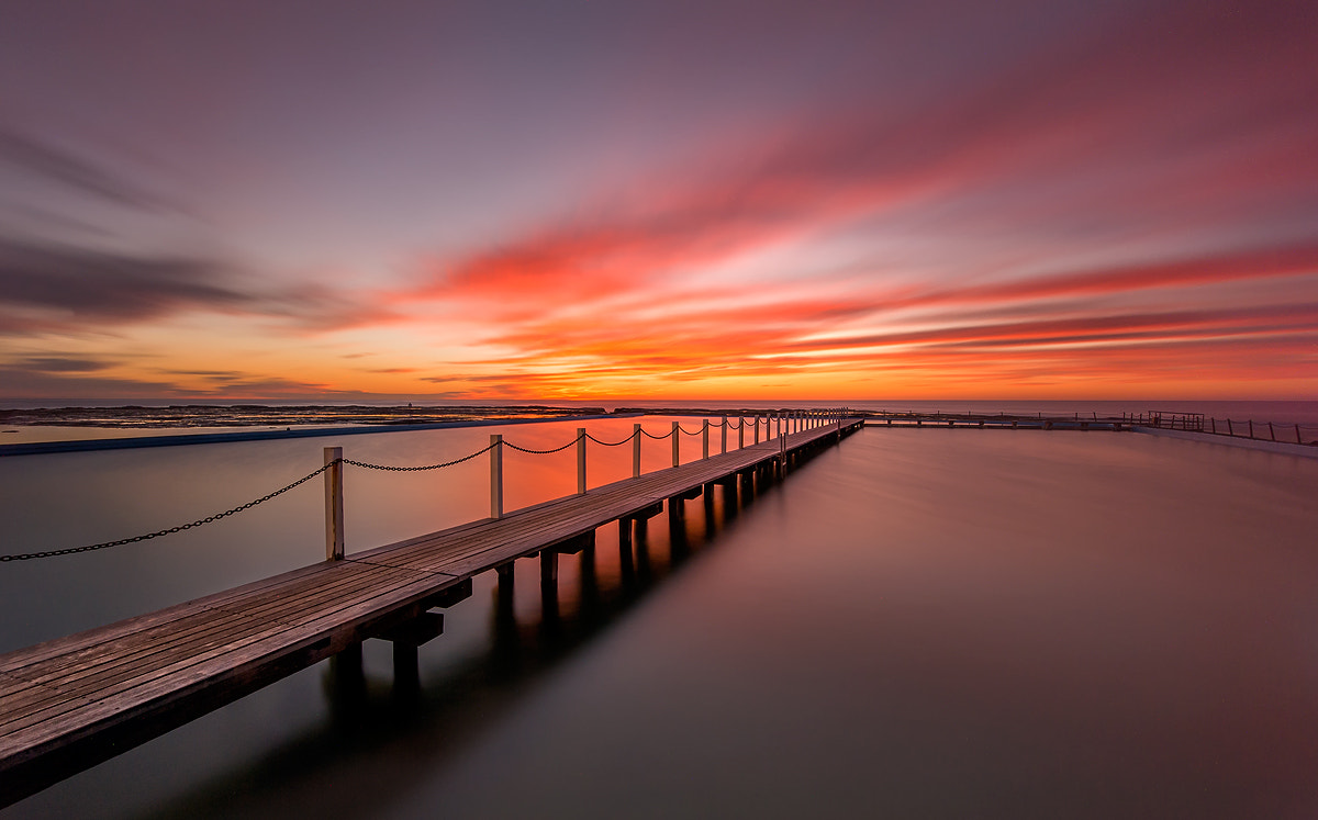 Photograph Narrabeen pool by PhoenixFire  on 500px