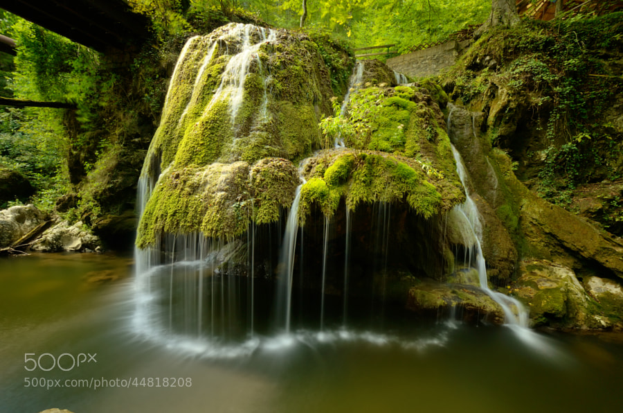 Photograph Bigar Waterfall by Sabin Uivarosan on 500px