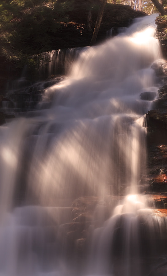Photograph Ganoga Falls by Bill Stone on 500px