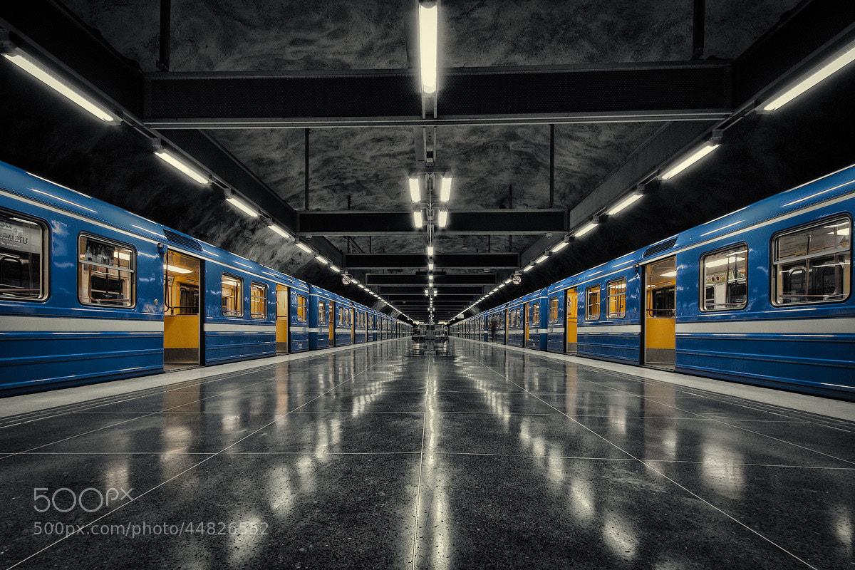 Photograph Hjulsta by Alexander Dragunov on 500px