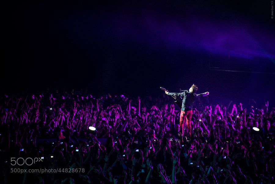 Photograph Muse live at Estádio do Dragão - Oporto by Joao Cruz on 500px