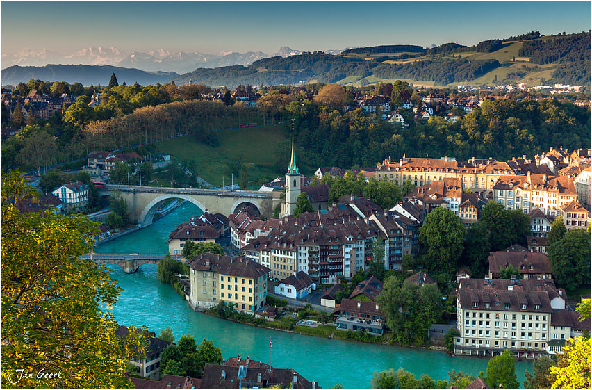Photograph Bern - City of the Alps by Jan Geerk on 500px