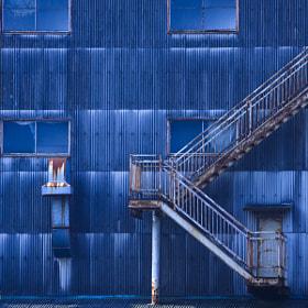 Landscape with stairs by Masuki Iizuka on 500px.com