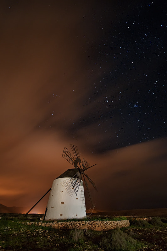 Photograph Majorero Mill by Carlos Solinis Camalich on 500px