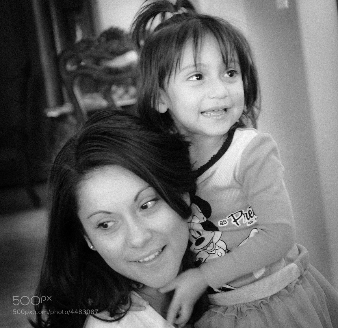 Photograph Mother & Daughter by Blake Coble on 500px