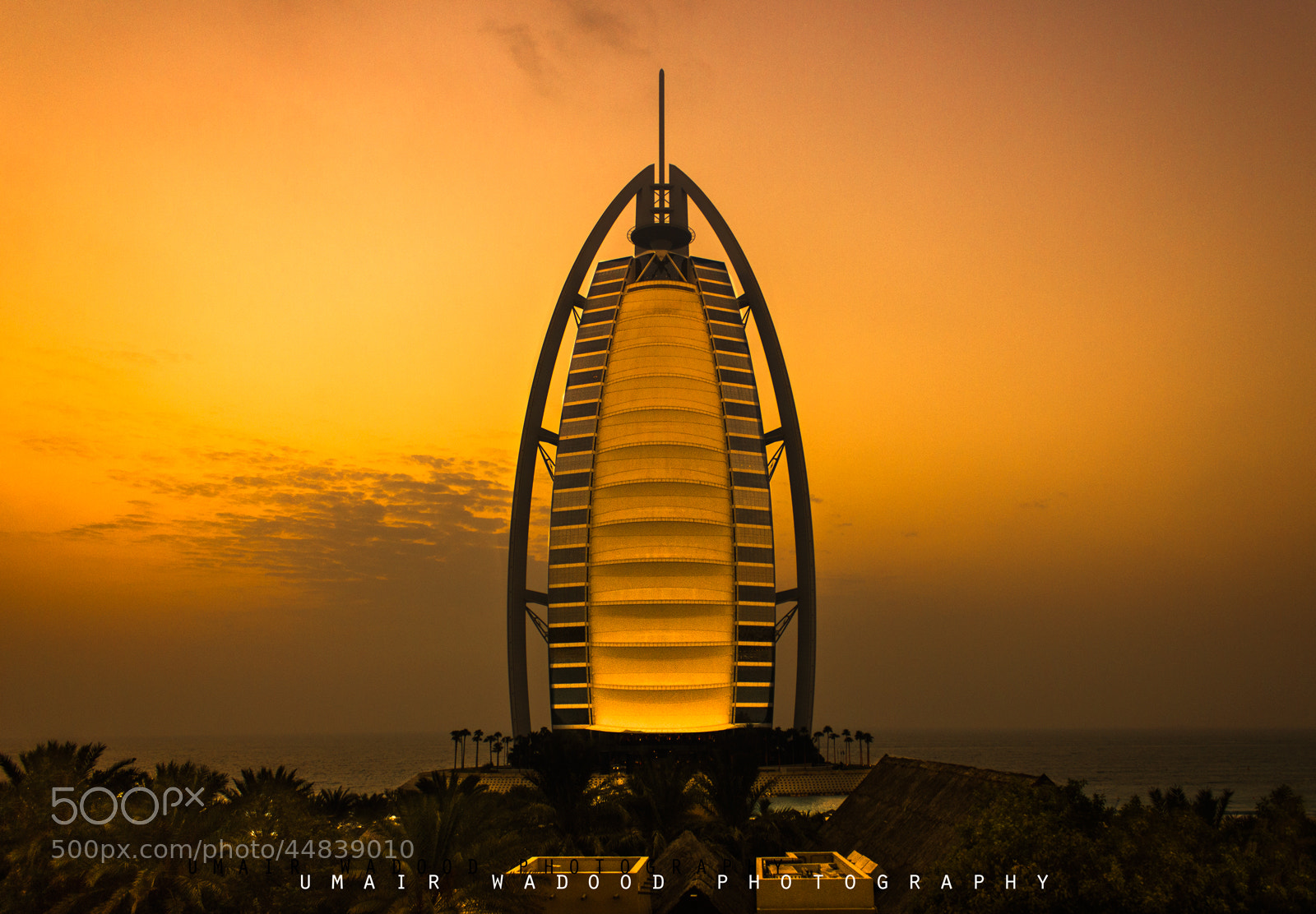 Photograph Burj Al Arab by Dr-Umair Wadood on 500px
