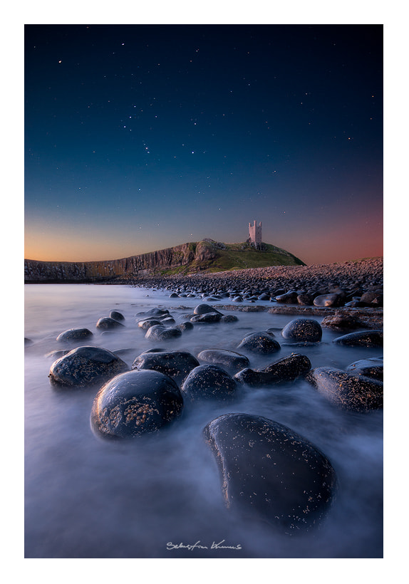 Photograph Dunstanburgh Castle by Sebastian Kraus on 500px