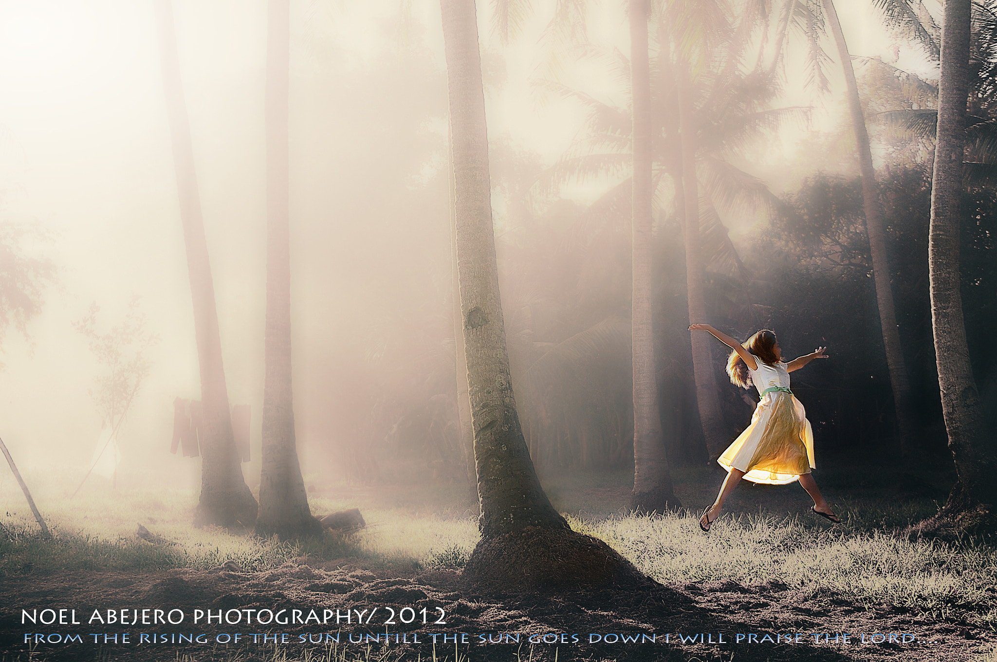 Photograph A Praise dance... by noel abejero on 500px
