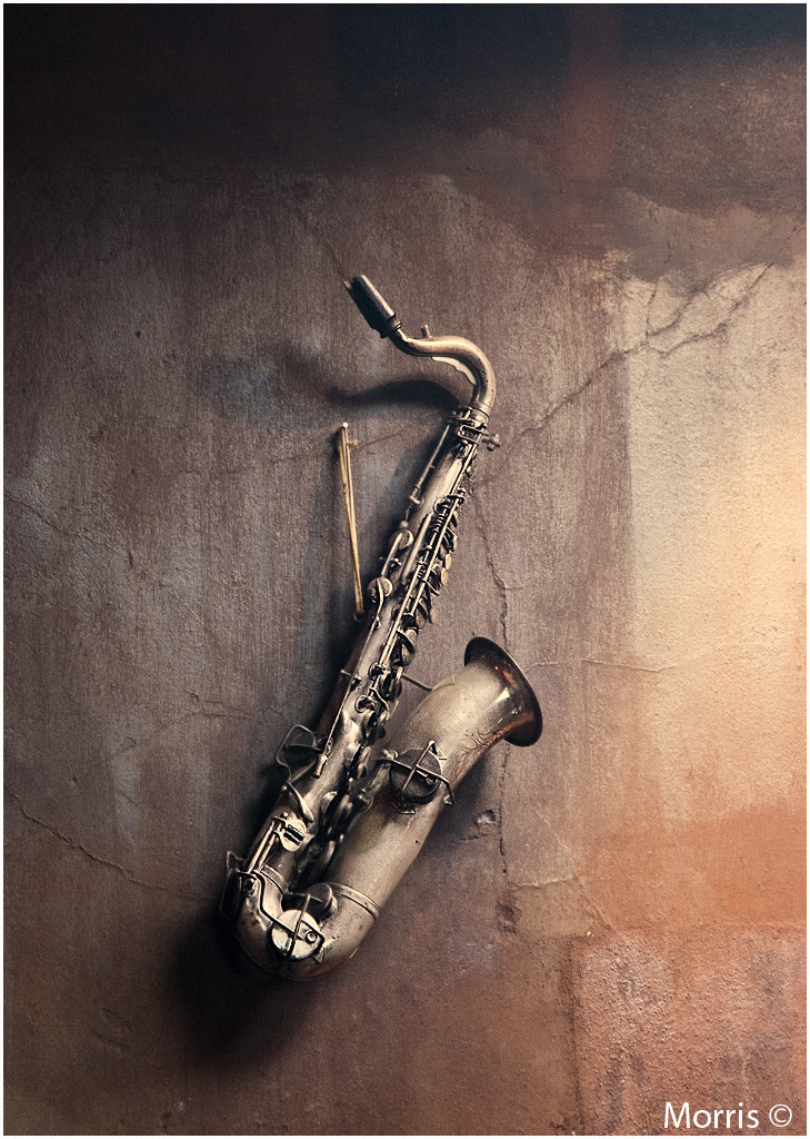 Photograph Old Sax by Dave Morris on 500px
