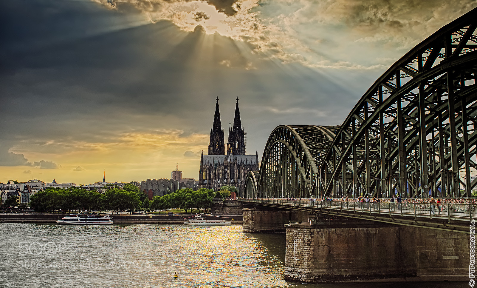 Photograph Cologne Summer 2013 II by Frank Teich on 500px