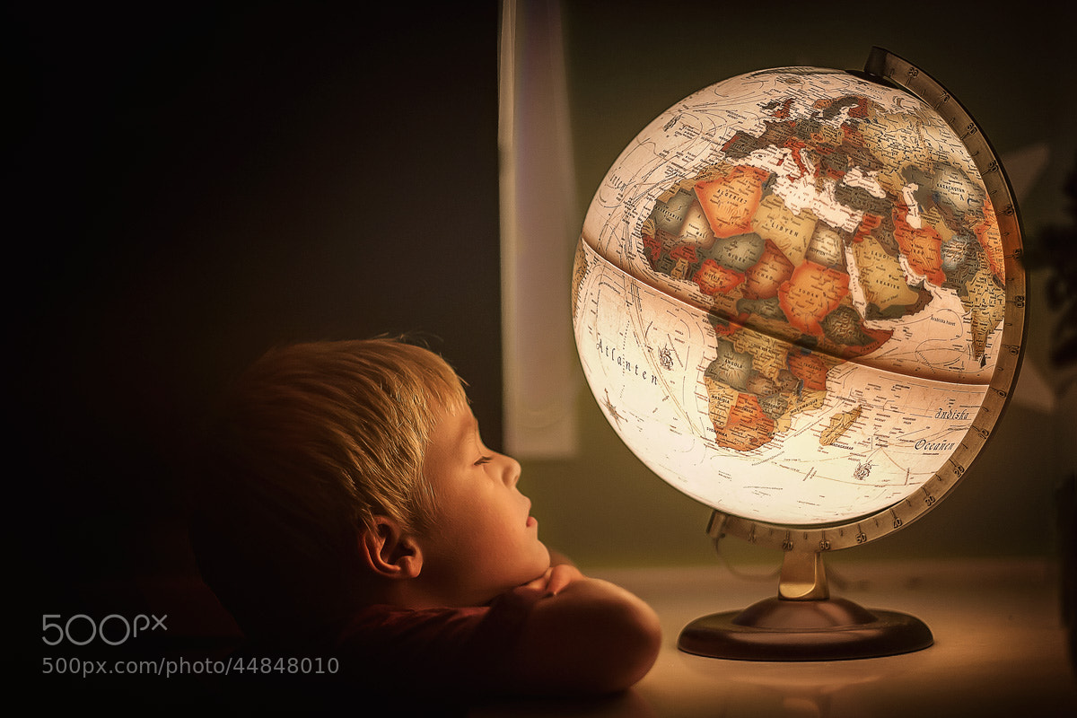 "Photograph ""Childhood dreams"" by Janne Olkkonen on 500px"