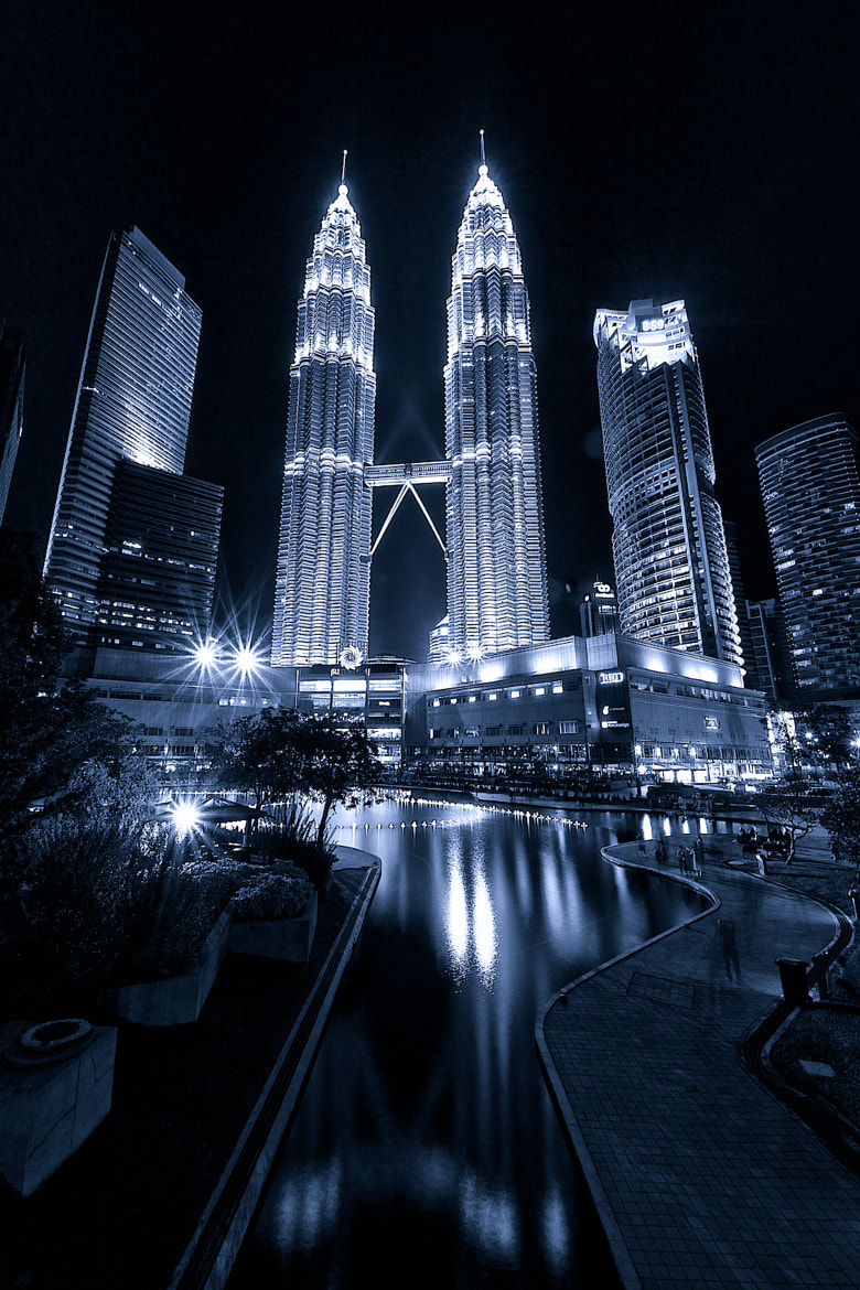 Photograph ...heart of KL... by Mark Hillen on 500px