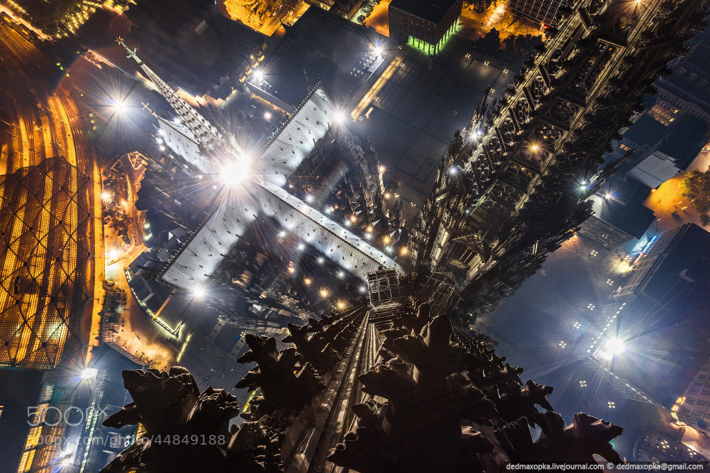 Photograph On the top of Cologne Cathedral by Vadim Makhorov on 500px