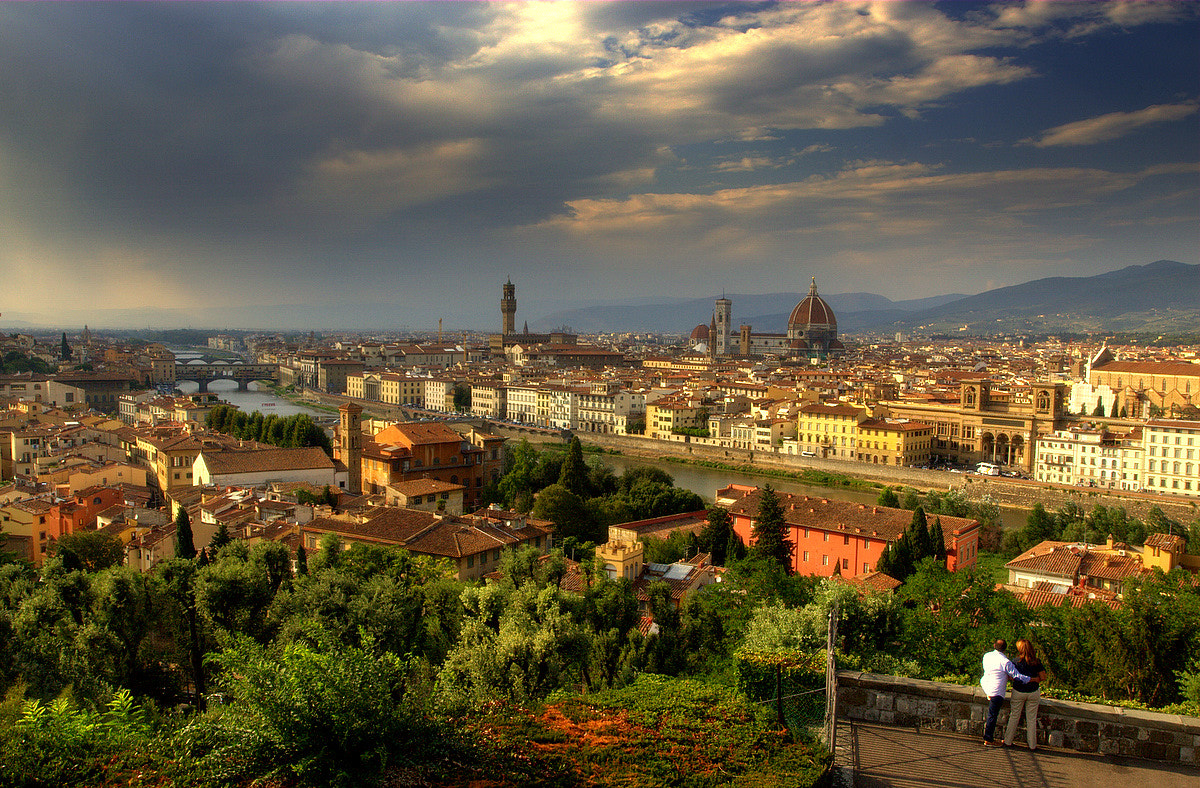 Photograph Romance in Florence by Joao Martinho on 500px