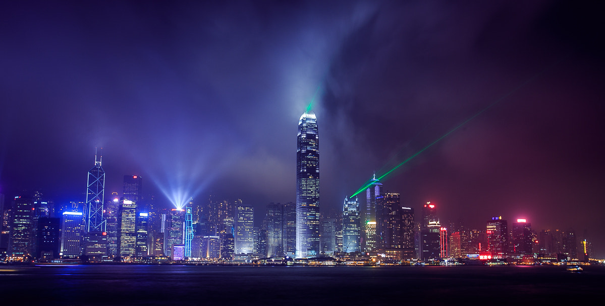 Photograph Symphony of Lights by Meng To on 500px