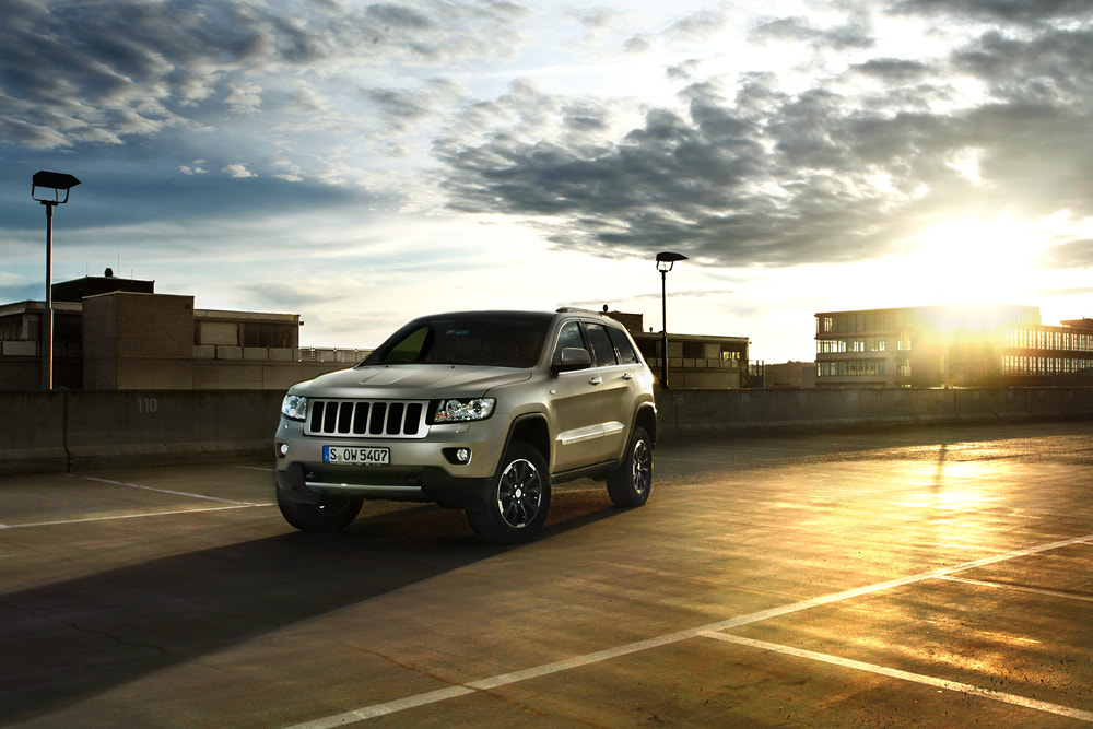 Photograph Jeep Grand Cherokee by Philipp Rupprecht on 500px