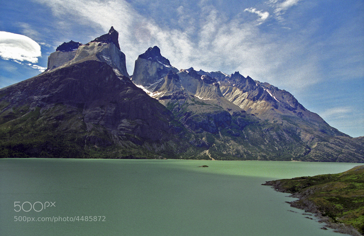 Photograph Cuenos del Paine by Jim Slagle on 500px