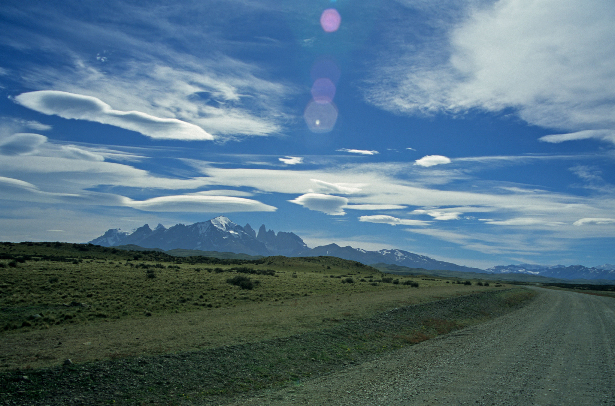 Photograph Patagonian Skies by Jim Slagle on 500px