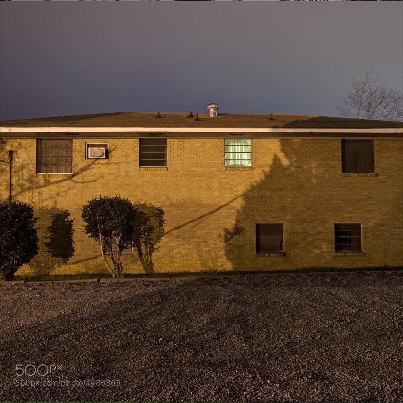 Photograph Suburban Nights 1 by Jordan LaFrance on 500px