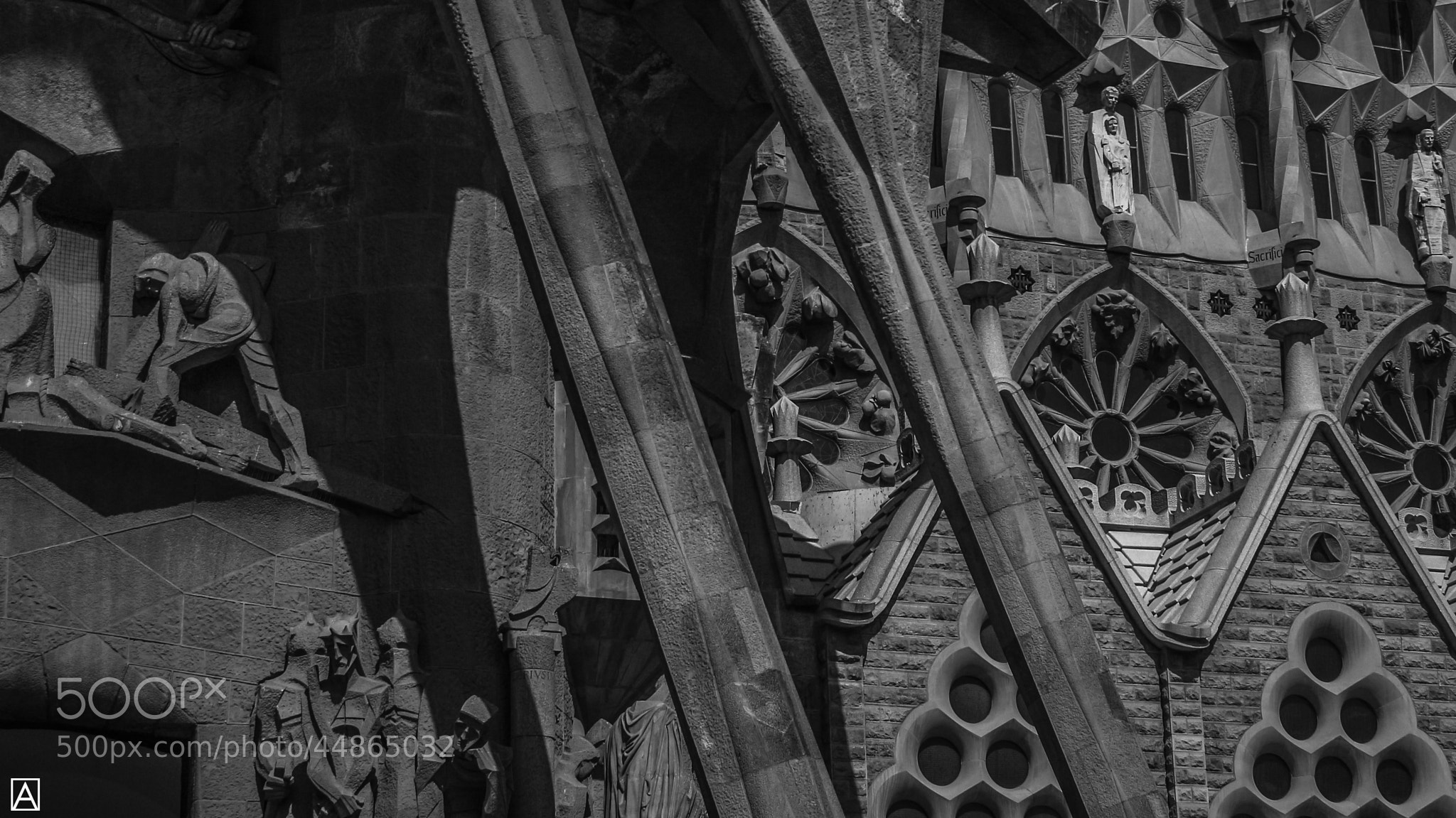 Photograph Sagrada Familia by Alexis Ori on 500px