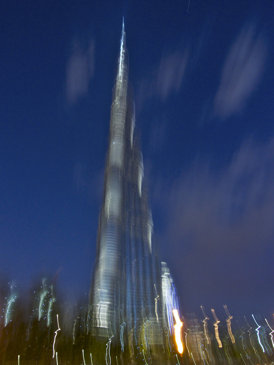 Photograph Burj Khalifa a Different Prospective  by Ajith Gopinathan on 500px