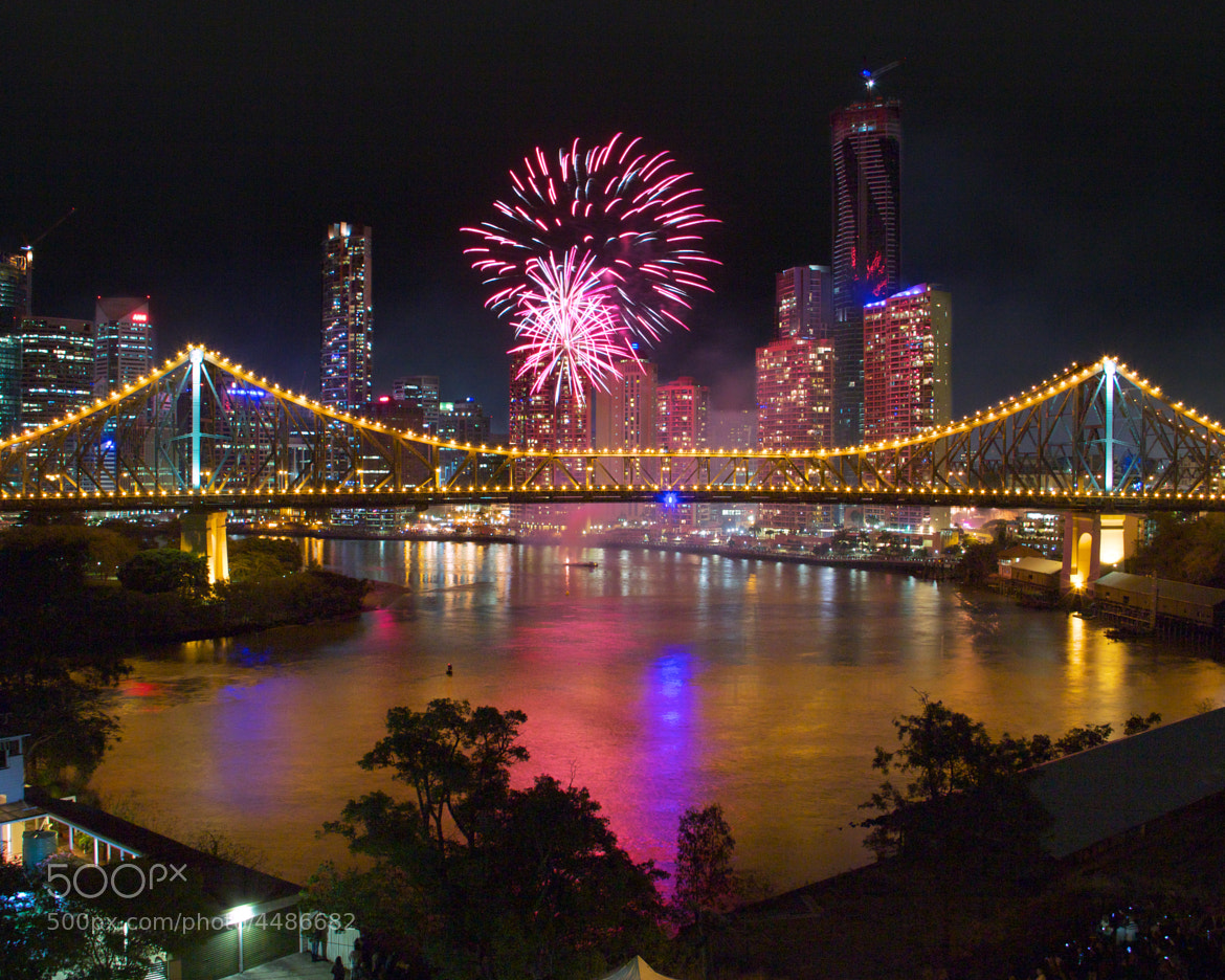 Photograph Riverfire by Ben Baker on 500px