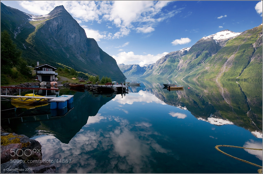 Photograph Eikesdal by Svetlana Rubinshtein on 500px