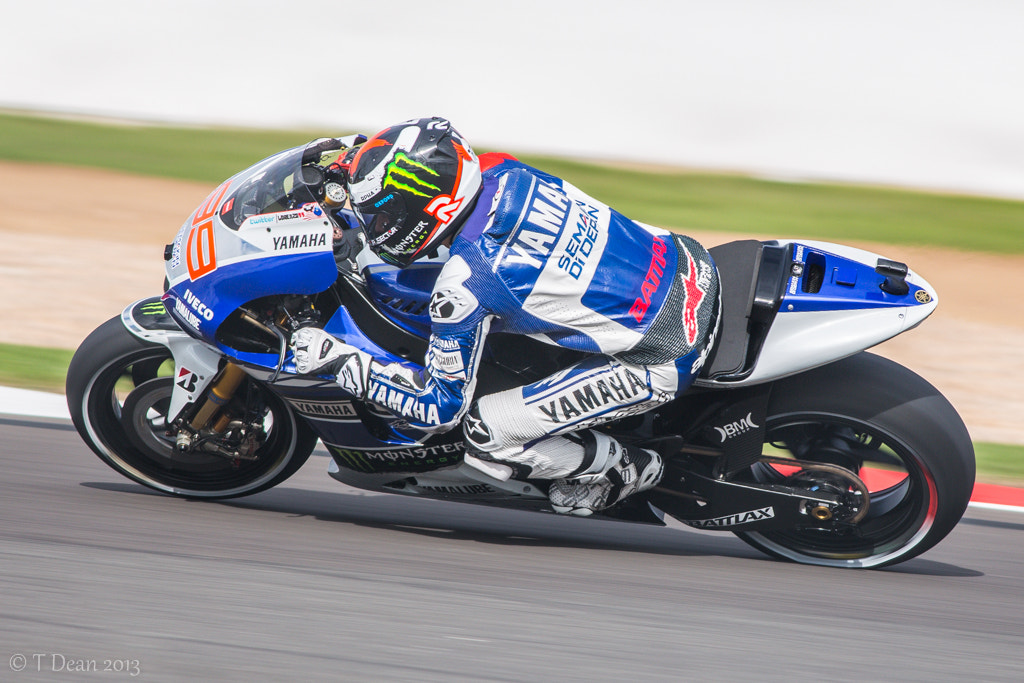 Photograph Jorge Lorenzo #99 by Tom Dean Photography on 500px