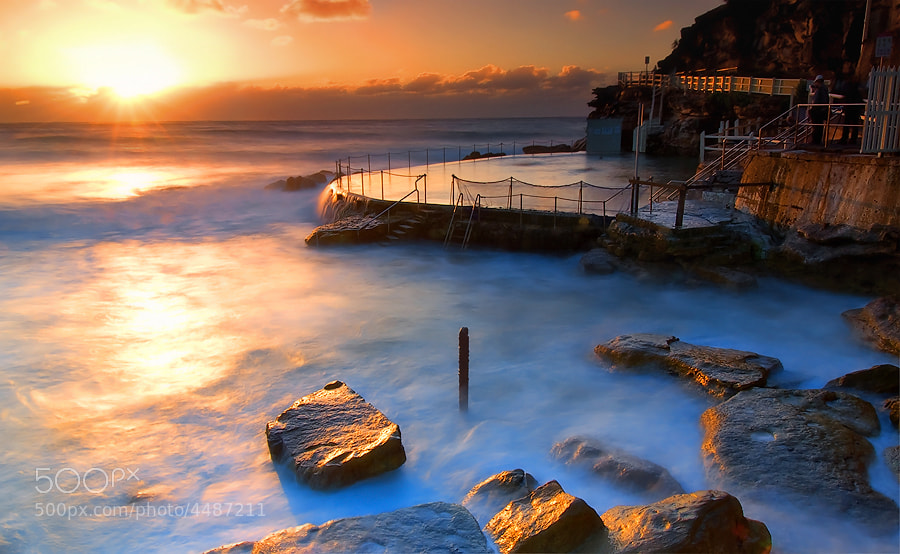 Photograph Bronte Rock Pool by MONSTERMICKY ! on 500px