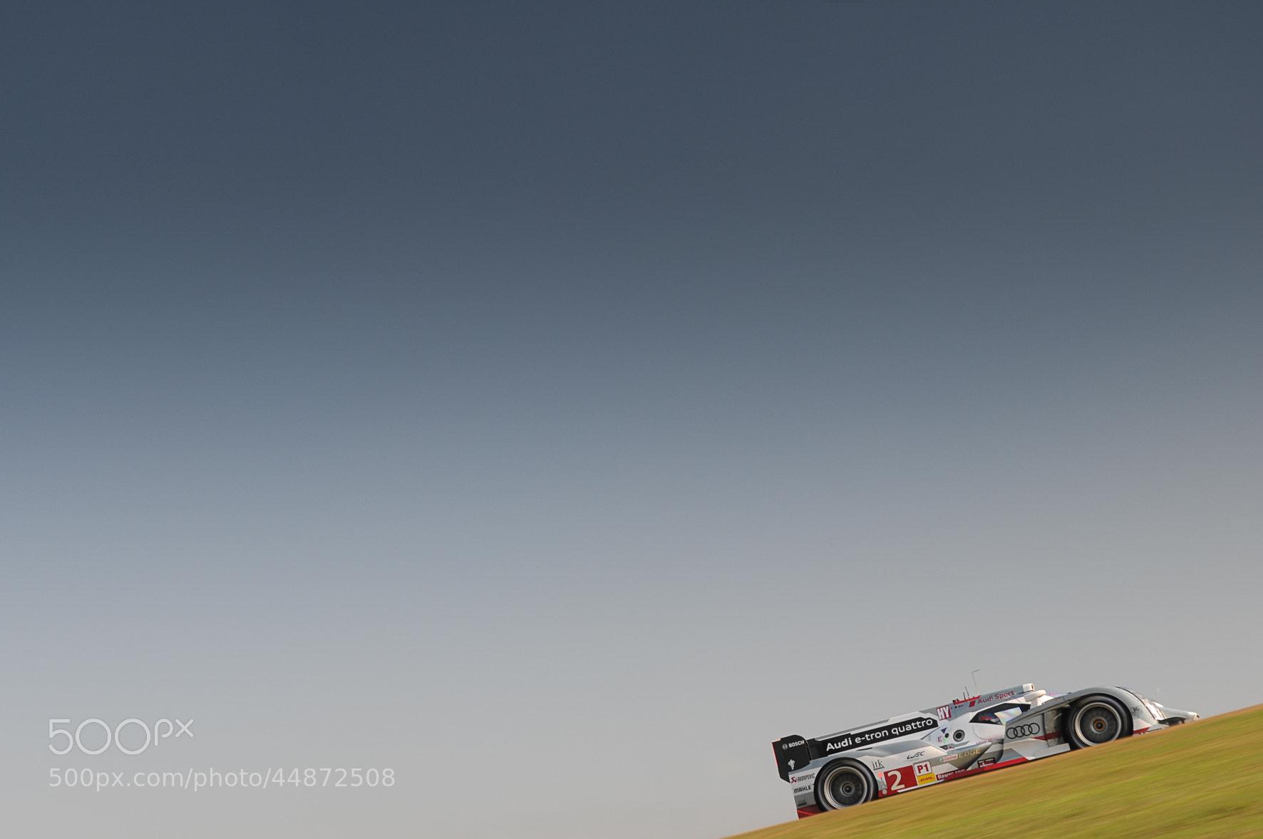 Photograph Audi - FIA WEC by Fabio Davini on 500px