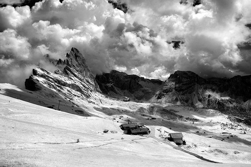 Photograph Infrared_Seceda by Mario Cangelli on 500px
