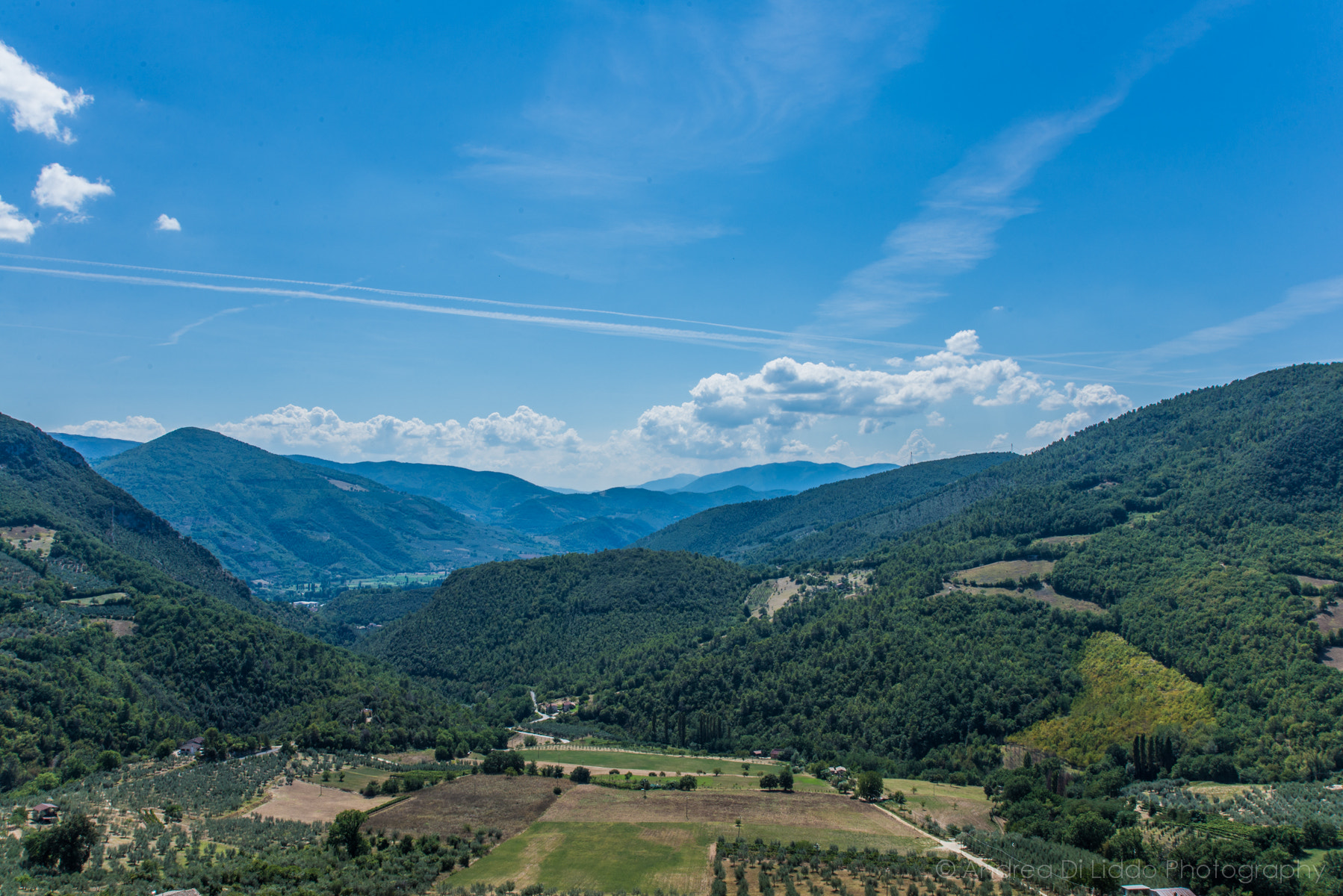 Photograph Umbria Valley by Andrea Di Liddo on 500px