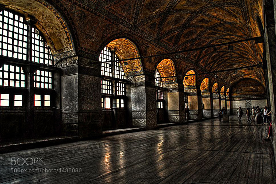 Photograph Hagia Sophia by Fulya Fercan on 500px