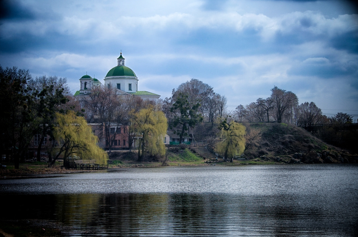 Photograph Site of the old fort of Bila Tserkov along River Ros by Sundra Tanakoh on 500px